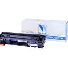 Картридж NV Print CF283X (83X) / 737, black