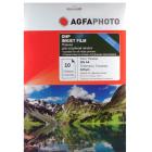 Плёнка для струйной печати, А4, 100 мкм, 10 листов, прозрачная