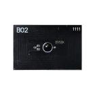 Чип для Kyocera FS-C8020, FS-C8525 (TK-895K), black, 12K, JT