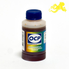 Чернила OCP для HP (Y143) yellow, 70 мл