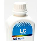 Литровые чернила Ink-Mate EIM 990LC для Epson, light-cyan