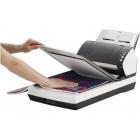 Цветное сканирование А4 (от 11 до 50 сканов), ручная подача документов