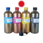 Тонер для KYOCERA ECOSYS M6030, M6530 (TK-5140, TK-5150), magenta, 120 гр., Gold Atm