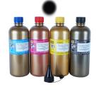 Тонер для KYOCERA ECOSYS M6030, M6530 (TK-5140, TK-5150), black, 160 гр., Gold Atm