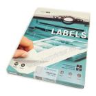Самоклеящаяся матовая бумага универсальная, A4, 80 гр., (100 л.) SmartLine