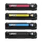 Заправка картриджа HP CF510A, CF511A, CF512A, CF513A (204A), без чипа