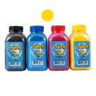 Тонер для картриджей Brother TN-241, TN-245, жёлтый, 65 гр., Булат