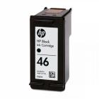 Заправка картриджа HP 46 (чёрный)