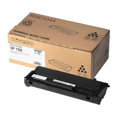 Заправка картриджа Ricoh SP150S (с заменой чипа)