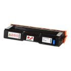Картридж для Ricoh SP C250, C260, SP C250E / 407544, 1.6K, cyan, 7Q