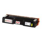 Картридж для Ricoh SP C250, C260, SP C250E / 407546, 1.6K, yellow, 7Q