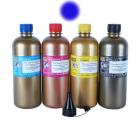 Тонер для KYOCERA TK-8335, TK-8345, VF-04D, 225 гр., синий, Gold АТМ