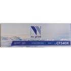Картридж NV Print CF540X (203X), 3.2K, black