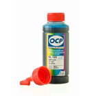 Чернила OCP для Canon (CL 125) light cyan, 100 гр.