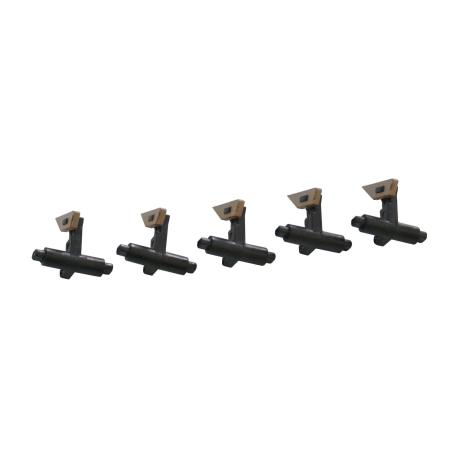 Тонер для HP Universal UT1917, 1 кг, Gold Atm