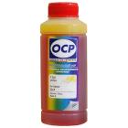 Чернила OCP для Canon (Y122), yellow, 100 гр.