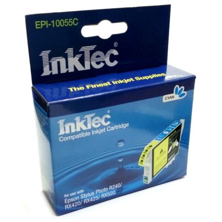 Картридж InkTec T052, cyan