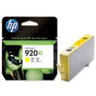 Картридж HP CD974AE (№ 920XL) yellow