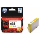Картридж HP CZ112AE (№655) , yellow