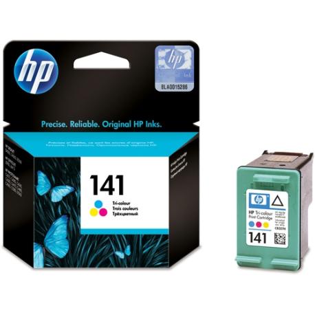 Картридж HP CB337HE (№141) , color