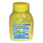 Тонер Булат HP Color LJ CP 1215, жёлтый, 40 гр.