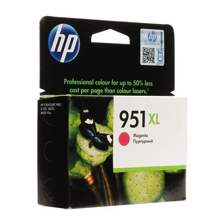 Картридж HP CN047AE (№951XL), magenta