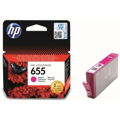 Картридж HP CZ111AE (№655) , magenta