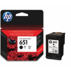 Картридж HP C2P10AE (HP 651) , black