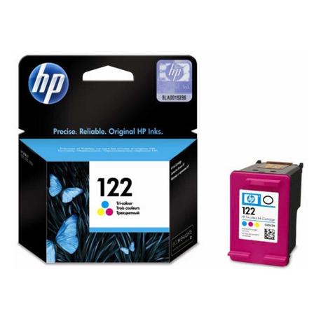 Картридж HP CH562HE №122, color
