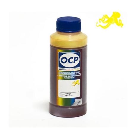 Чернила OCP Y135 для CAN CLI-451, yellow, 100 гр.