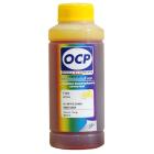 Чернила OCP для HP (Y 143) yellow 100 гр.