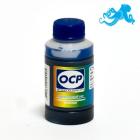 Чернила OCP для HP (C 343) cyan, 70 гр.