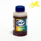 Чернила OCP для HP (Y 343) yellow, 70 гр.