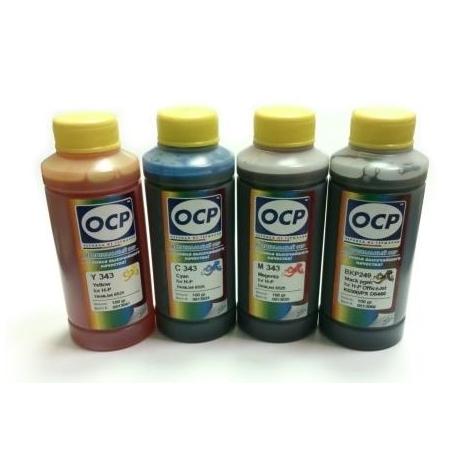 Комплект чернил OCP для HP № 655, 100 гр.