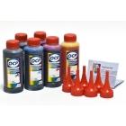 Комплект чернил ОСР для Epson T048, 100 гр.