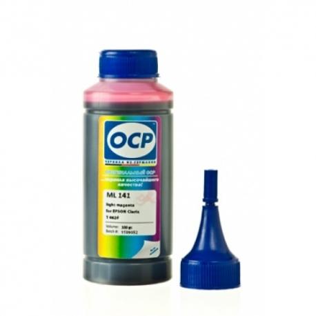 Чернила OCP для Epson (ML141), magenta light, 100 гр.