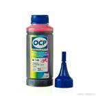Чернила OCP для Epson (M140), 100 гр., magenta
