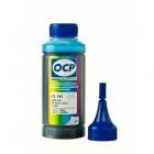 Чернила OCP для Epson (CL141), cyan light, 100 гр.